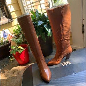 Final Sale Frye  Knee High Boot 9